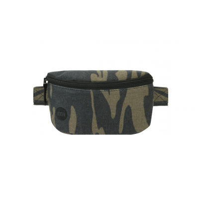 Τσαντάκι Μέσης Mi-Pac Burn Bag Canvas Camo Khaki