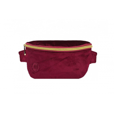 Τσαντάκι Μέσης Mi-Pac Burn Bag Velvet Garnet