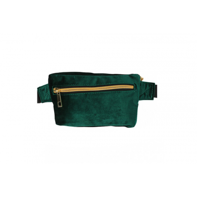 Τσαντάκι Μέσης Mi-Pac Burn Bag Velvet Forest Green