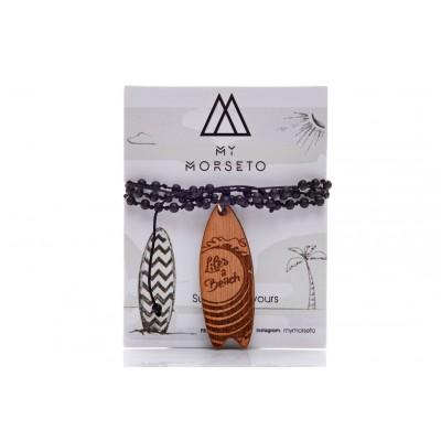 Κρεμαστό Morseto - σανίδα του surf με αλυσίδα