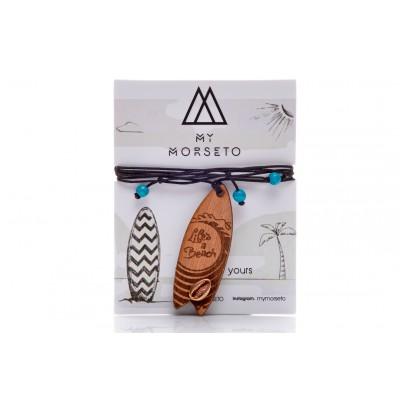 Κρεμαστό Morseto - σανίδα του surf rope με σχοινί