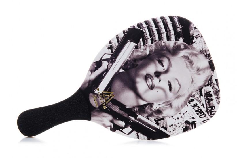 Ρακέτα Παραλίας MORSETO FASHION Marilyn Guns με Μαύρη Ίσια Λαβή