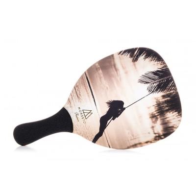 Ρακέτα Παραλίας MORSETO FASHION Swing  με Μαύρη Ίσια Λαβή