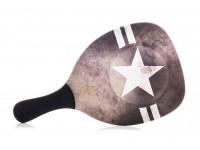 Ρακέτα Παραλίας MORSETO FASHION Army Star με Μαύρη Ίσια Λαβή