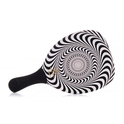 Ρακέτα Παραλίας MORSETO FASHION Illusion με Μαύρη Ίσια Λαβή