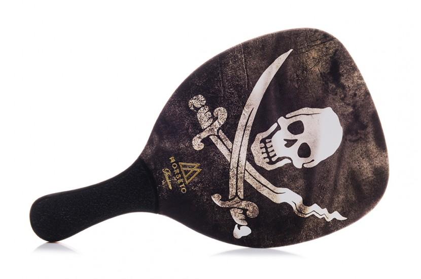 Ρακέτα Παραλίας MORSETO FASHION Pirates 2 με Μαύρη Ίσια Λαβή