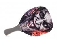 Ρακέτα Παραλίας MORSETO FASHION Happy Clown με Γκρι  Ίσια Λαβή