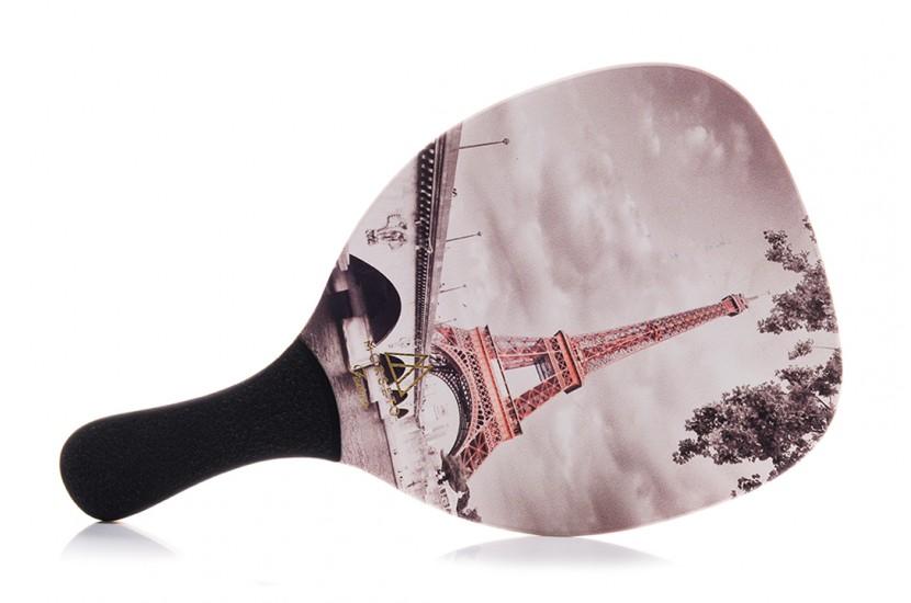 Ρακέτα Παραλίας MORSETO FASHION Paris με Μαύρη Ίσια Λαβή