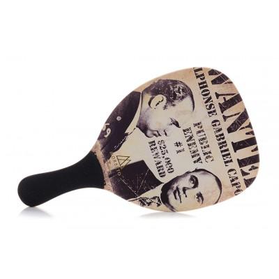 Ρακέτα Παραλίας MORSETO FASHION Al Capone με Μαύρη Ίσια Λαβή