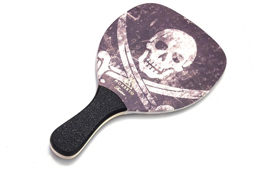 Ρακέτα Παραλίας MORSETO FASHION Pirates 1 με Μαύρη Ίσια Λαβή