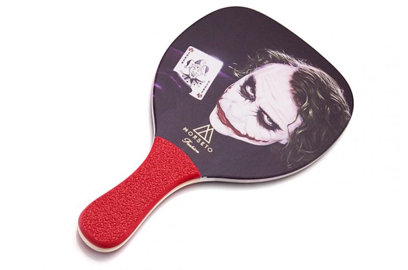 Ρακέτα Παραλίας MORSETO FASHION Joker με Κόκκινη Ίσια Λαβή