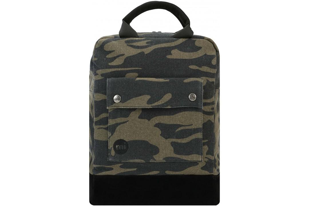 f64d272f6c22b Backpack Mi-Pac Tote Canvas Camo Khaki