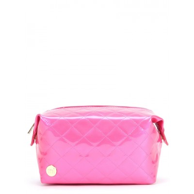 Νεσεσέρ Mi-Pac Wash Bag Patentquilt Pink
