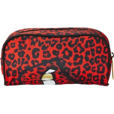 Κασετίνα Sprayground Red Leopard Lips