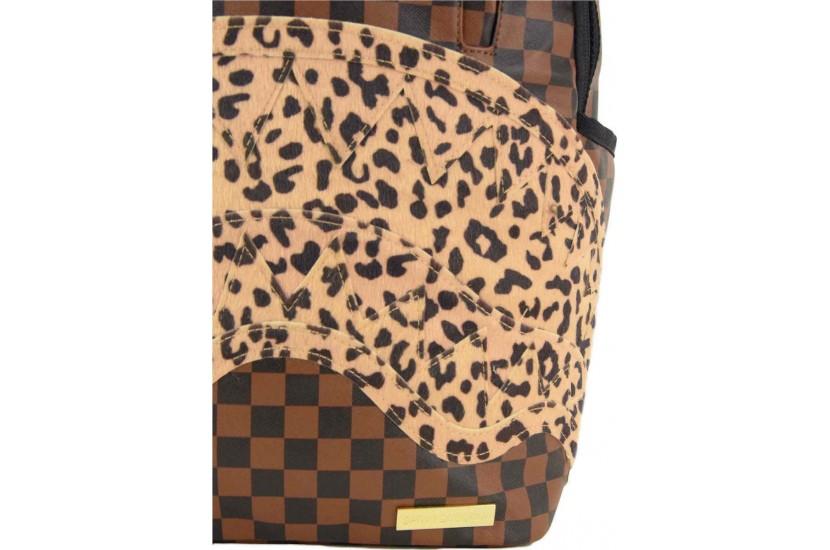 Σακίδιο πλάτης Sprayground AI3 Leopard Checkered