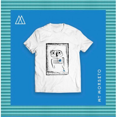Ανδρικό T-Shirt Morseto Alien