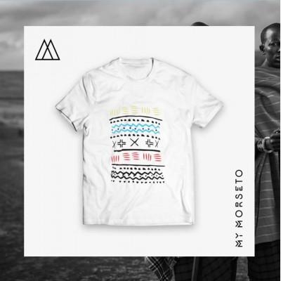 Ανδρικό T-Shirt Morseto Boho