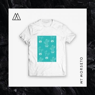 Ανδρικό T-Shirt Morseto Cactus