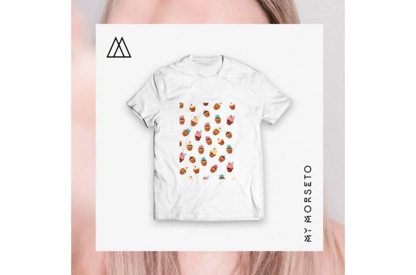 Ανδρικό T-Shirt Morseto Cupcake