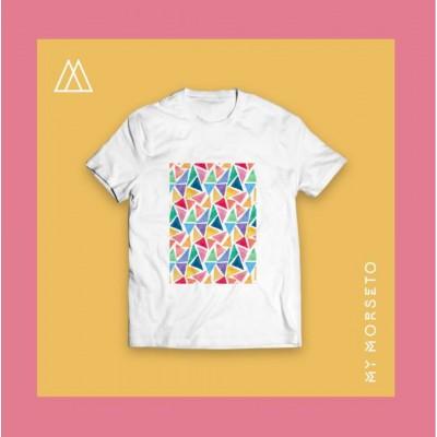 Ανδρικό T-Shirt Morseto Mosaic