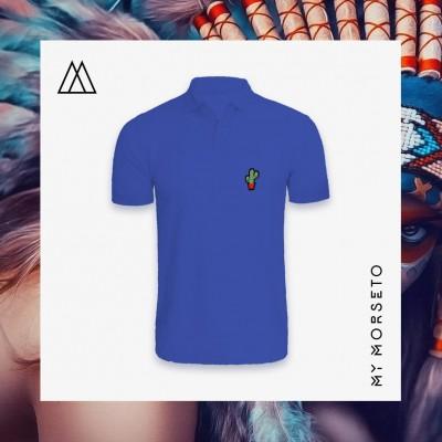 Ανδρικό Μπλουζακι Polo Cactus Μπλε