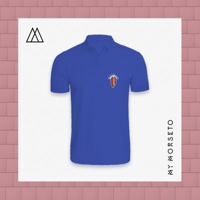 Ανδρικό Μπλουζακι Polo Cloud Μπλε
