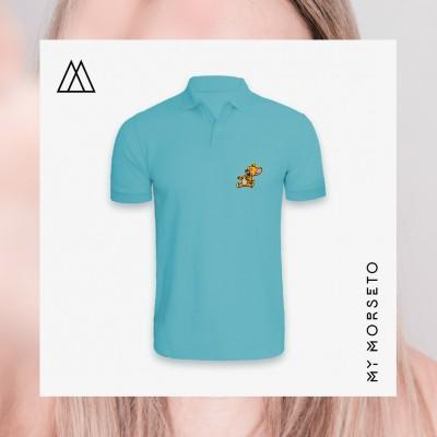 Ανδρικό Μπλουζακι Polo Mouse Γαλάζιο