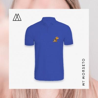 Ανδρικό Μπλουζακι Polo Mouse Μπλε