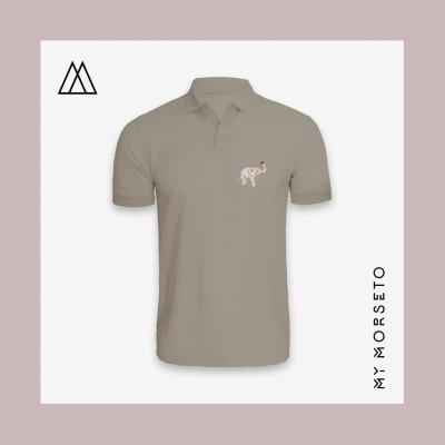 Ανδρικό Μπλουζακι Polo Elephant Γκρι