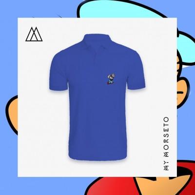 Ανδρικό Μπλουζακι Polo Popeye Μπλε