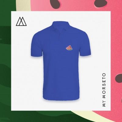 Ανδρικό Μπλουζακι Polo Watermelon Μπλε