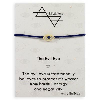Βραχιόλι Ftou Evil Eye