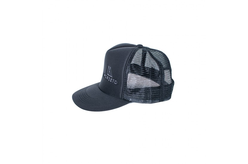 Καπέλο Snapback 80's Black / Black