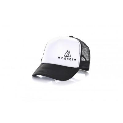 Καπέλο Jockey Bubble White Black