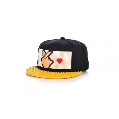 Καπέλο Snapback Lego Yellow
