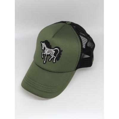 Καπέλο Jockey Green Horse