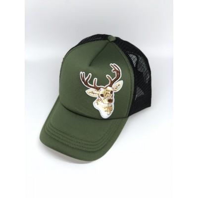 Καπέλο Jockey Khaki Deer