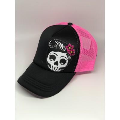 Καπέλο Jockey Skull Girl