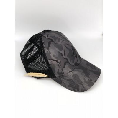 Καπέλο Jockey Army Dark Grey Wings