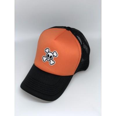 Καπέλο Jockey Poison Oranfge