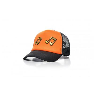 Καπέλο Jockey Music Orange