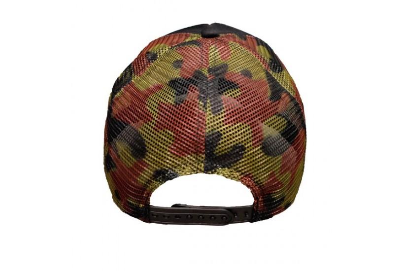 Καπέλο Jockey Camo Green