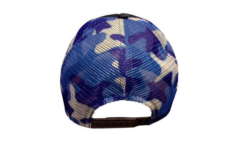 Καπέλο Jockey Camo Blue