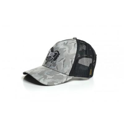 Καπέλο Jockey Army Light Grey Horse