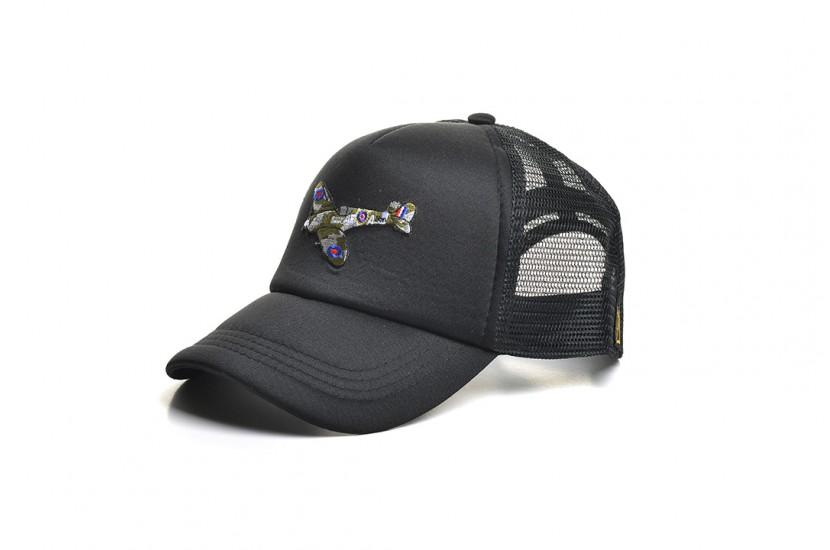 Καπέλο Jockey Airplane Black