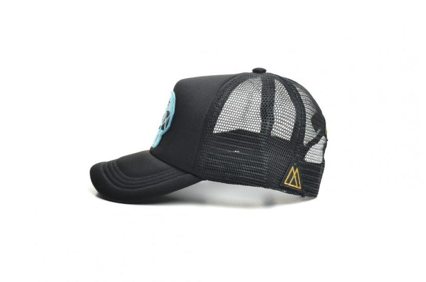 Καπέλο Jockey Skull Light Blue
