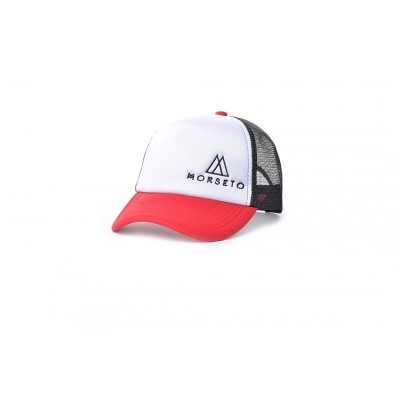Καπέλο Jockey Bubble Black Red White