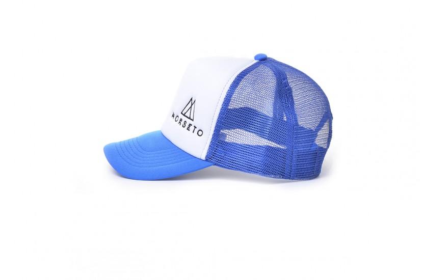 Καπέλο Jockey Bubble White Blue