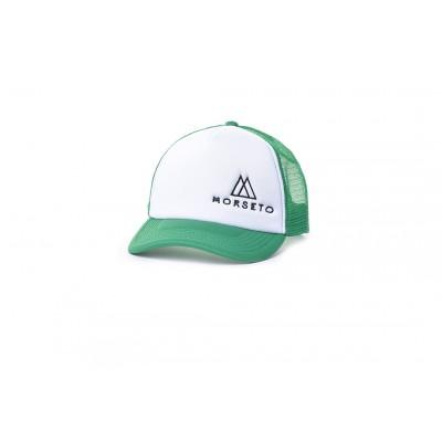 Καπέλο Jockey Bubble White Green