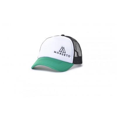 Καπέλο Jockey Bubble White Green Black